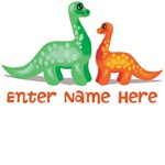 Personalized Dinosaurs