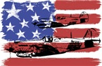 American P-40