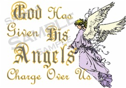 ANGELS WATCHING OVER US