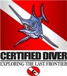 Certified Diver (Marlin)