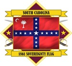 SC Sovereignty Flag