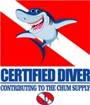 Certified Diver