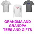GRANDMA AND GRANDPA TEES AND GIFTS