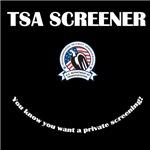 TSA - Private Screener