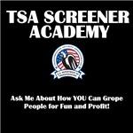 TSA Academy - Groping for Fun and Profit