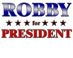 ROBBY for president