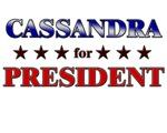 CASSANDRA for president