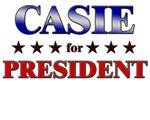 CASIE for president