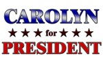 CAROLYN for president