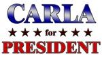CARLA for president
