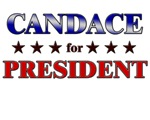 CANDACE for president