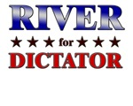 RIVER for dictator