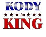 KODY for king