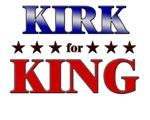 KIRK for king