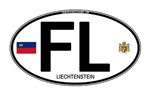 Liechtenstein Euro Oval