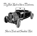 Hot Rod Mistress