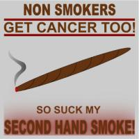 Non Smokers Get Cancer Too!