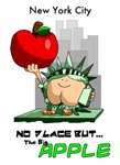 No Place But... The Big Apple