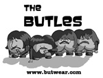 The Butles-bw