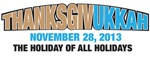 Thankgivukkah 2013