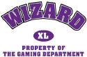 Wizard: Gaming Dept.