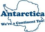 Antarctica Continent Too