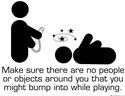 Wii Motion Warning
