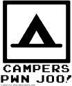 Campers pwn joo!