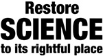 Restore Science