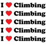 I Love Climbing A lot
