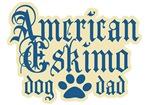American Eskimo Dad