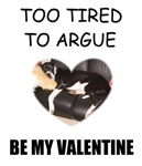 BE MY VALENTINE  (MANTLE GREAT DANE)