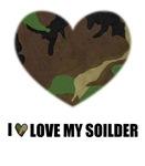 I HEART MY SOILDER