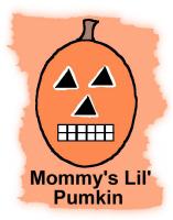 MOMMY'S LIL' PUMKIN