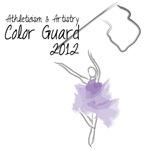 Color Guard 2012 Flag