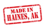 MADE IN HAINES, AK
