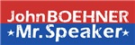 John Boehner Bumper Stickers and Gifts