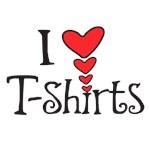 I heart T-Shirts