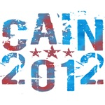 Herman Cain 2012 Tees, Stickers and Gear