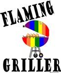 FLAMING GRILLER Design
