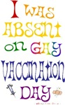 I was absent on GAY vaccination day Design