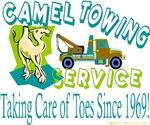 Camel Towing Service Design