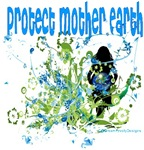 Protect Mother Earth Design