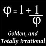 Phi - the Golden Ratio