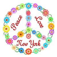 <b>PEACE LOVE NEW YORK</b>