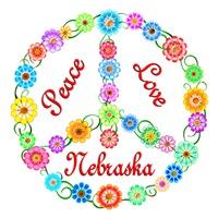 <b>PEACE LOVE NEBRASKA</b>