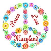 <b>PEACE LOVE MARYLAND</b>
