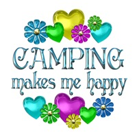 <b>CAMPING HAPPINESS</b>