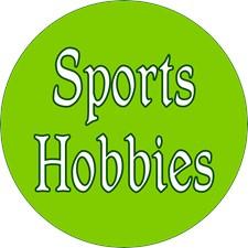 <b>SPORTS HOBBIES GIFTS</b>