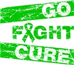 Cerebral Palsy Go Fight Cure Shirts
